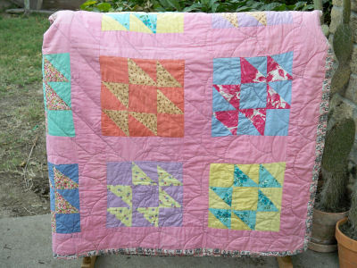 PUBLICATION: CARE OF QUILTS: STORAGE AND DISPLAY